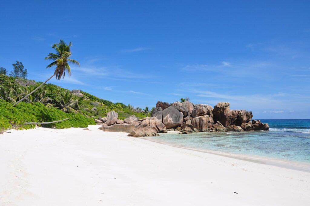 Seychely-pláž