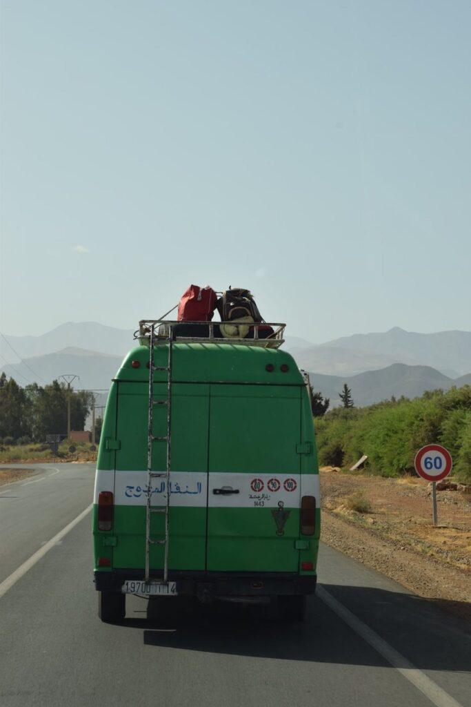 Maroko-doprava