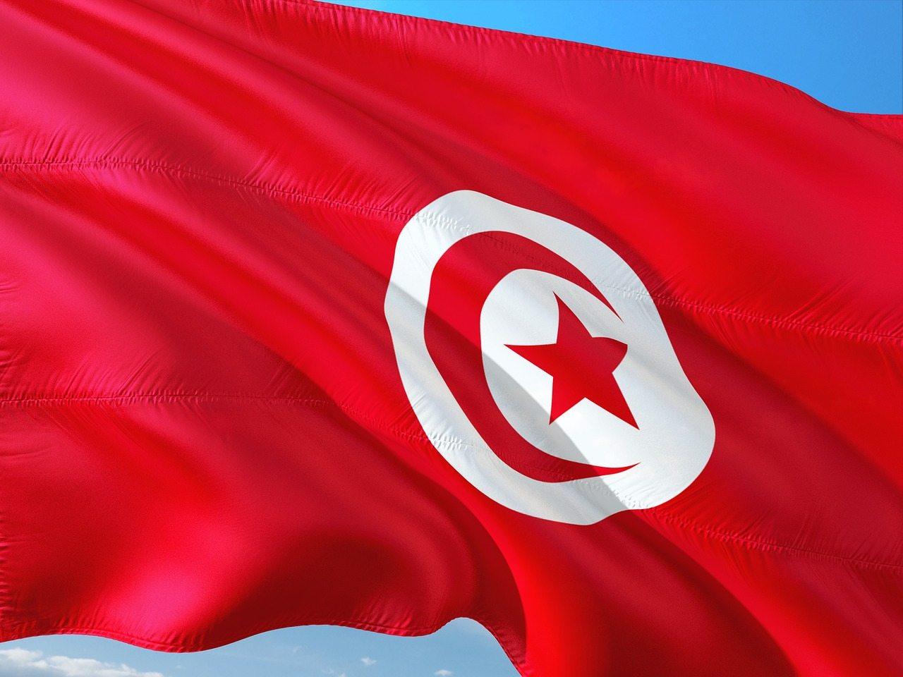 Tunisko-vlajka